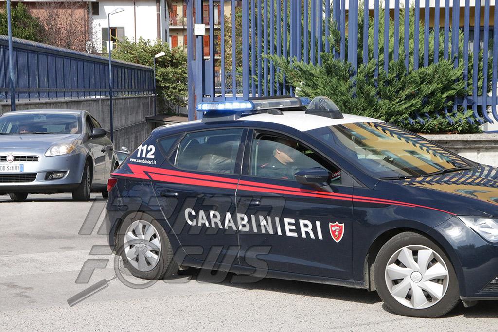 Baby prostitute ad Avellino : Blitz dei carabinieri all'alba, arrestate tre persone