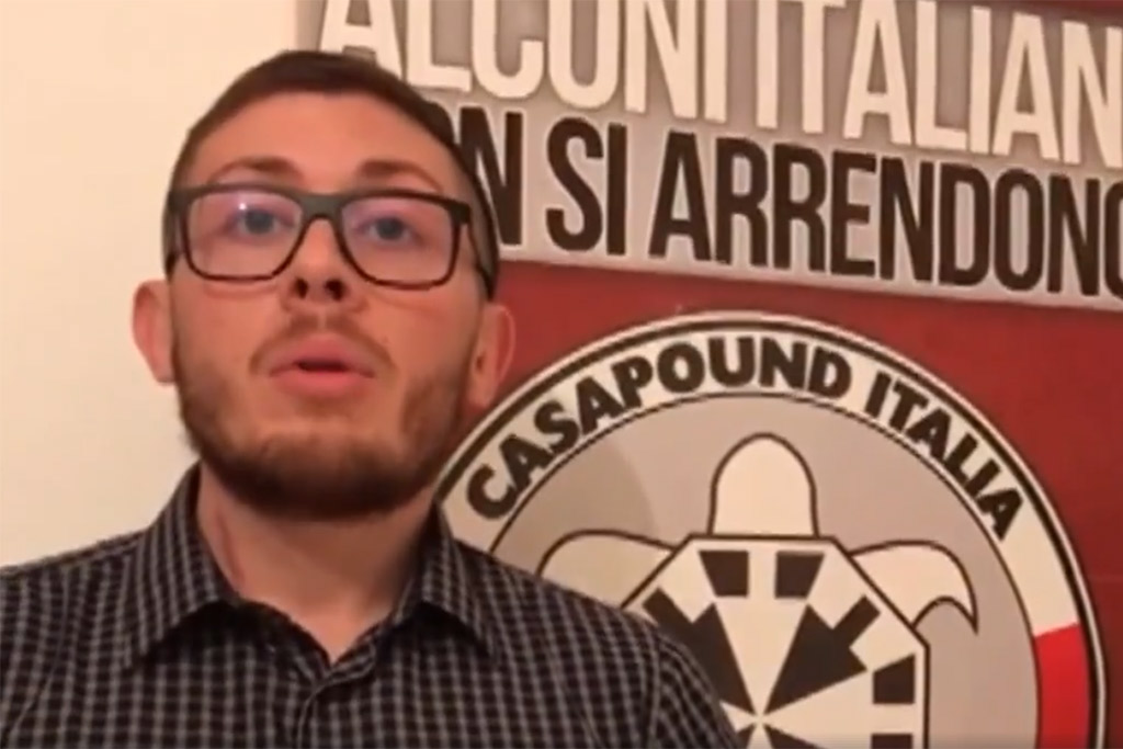 Giuliano Bello Casapound