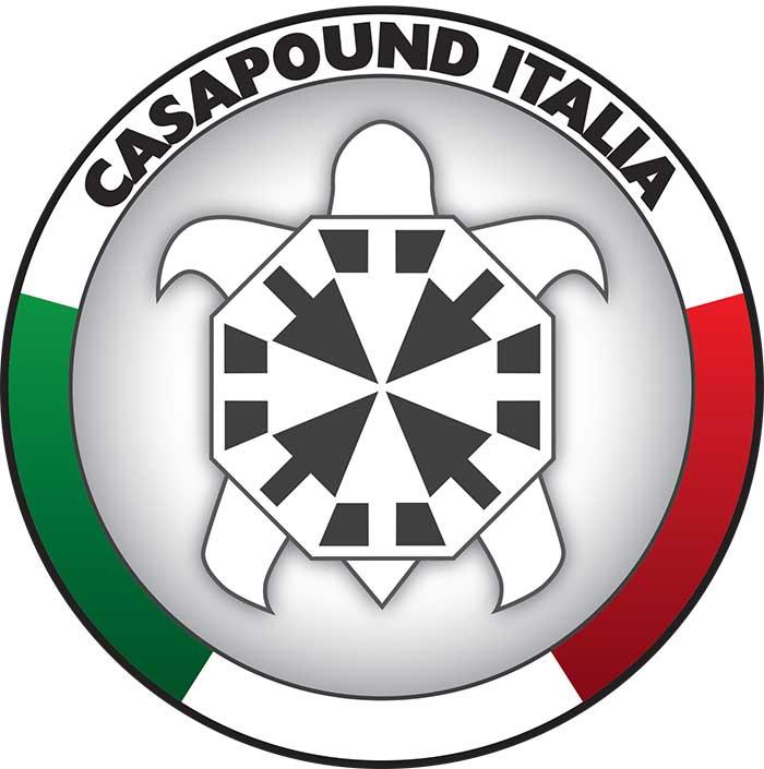 logo casapound italia