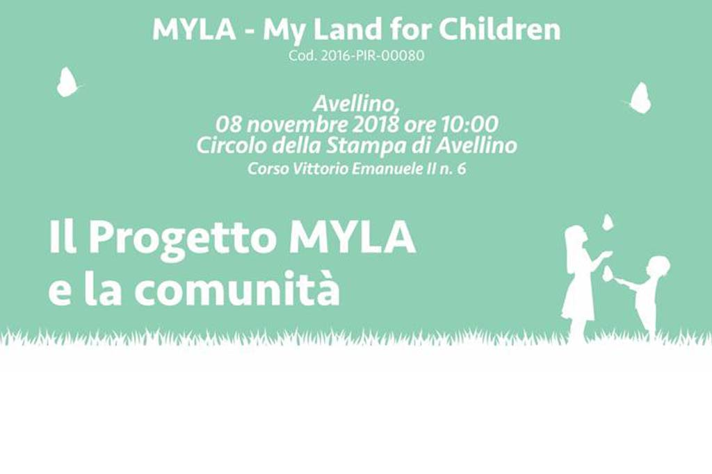 progetto My Land for Children