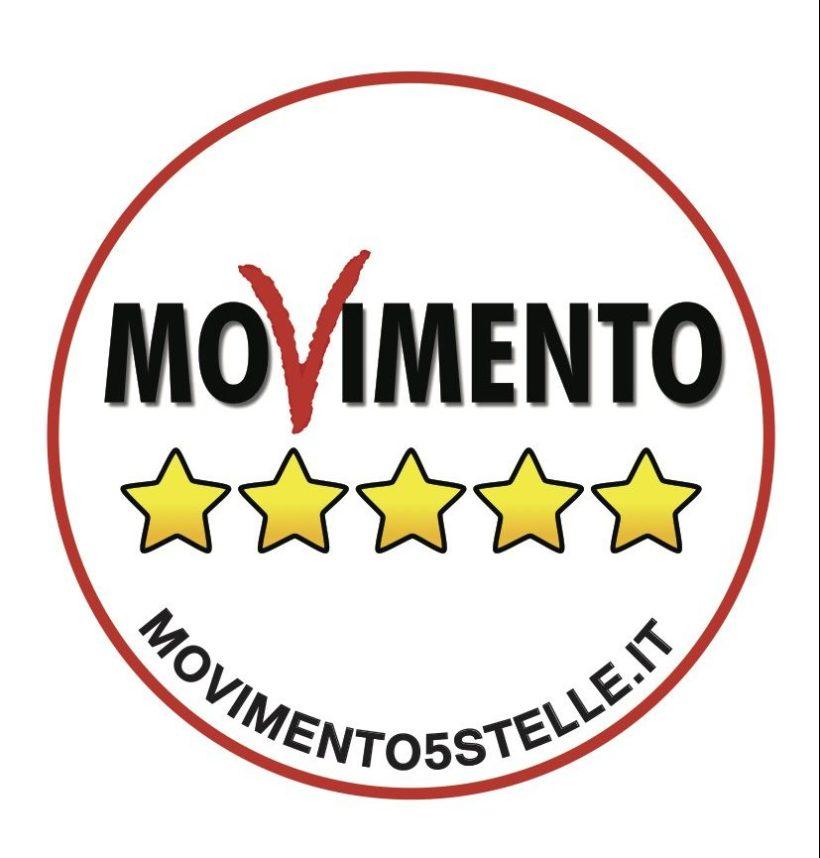 simbolo movimento 5 stelle gaeta elezioni