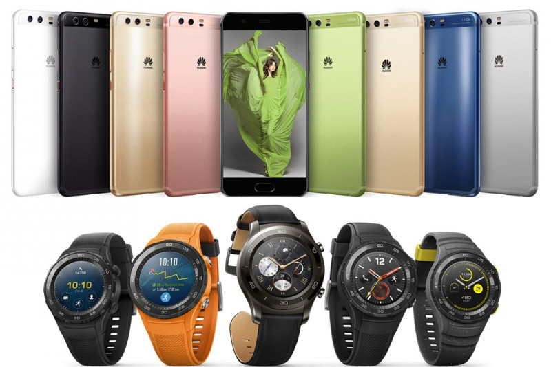 Mobile World Congress, Huawei presenta P10, P10 Plus e Watch 2. Prezzi e disponibilità