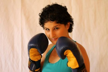 Carmela Donniacuo e Francesca Sirignano sul ring nel Women Boxing League