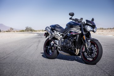 Triumph, nuove Speed Triple S e RS, le migliori Speed Triple di sempre
