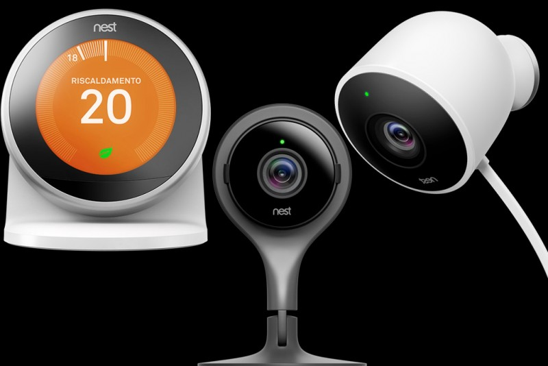 Wind e Nest: partnership per diffondere in Italia la tecnologia Smart Home