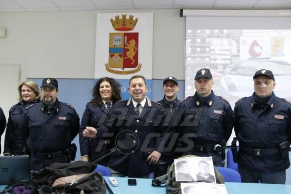 Sette furti in appartamento ad Avellino, due pericolosi albanesi arrestati dalla Polizia