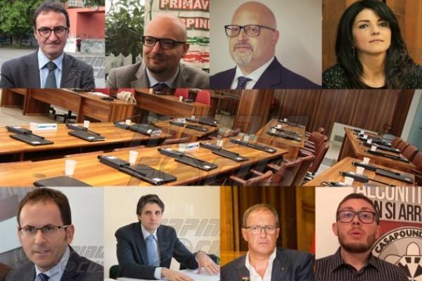 Amministrative 2018: 8 aspiranti sindaco, 18 liste in campo. Parte la corsa per il Comune di Avellino